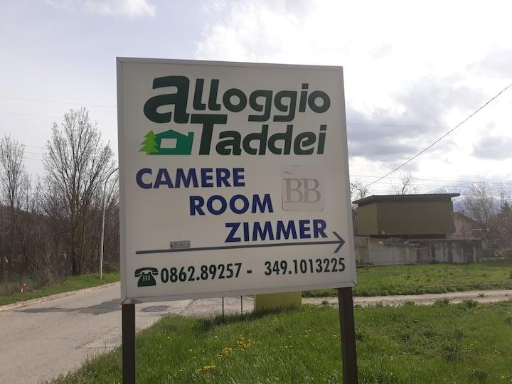Alloggio Taddei camera tripla