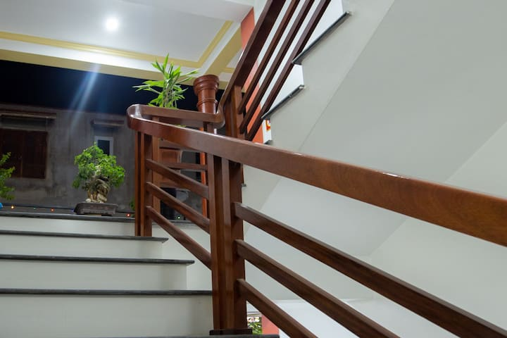 family room in tam coc tuong vy homestay