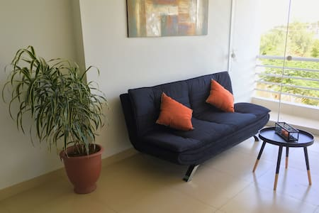 Beautiful Flat / Very Secure Condo, Pool and Gym - Piura