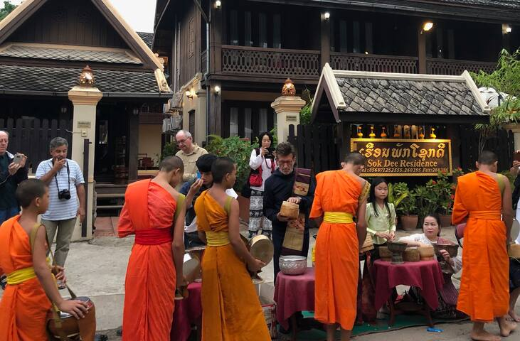 What to do in Luang Prabang - some approved suggestions