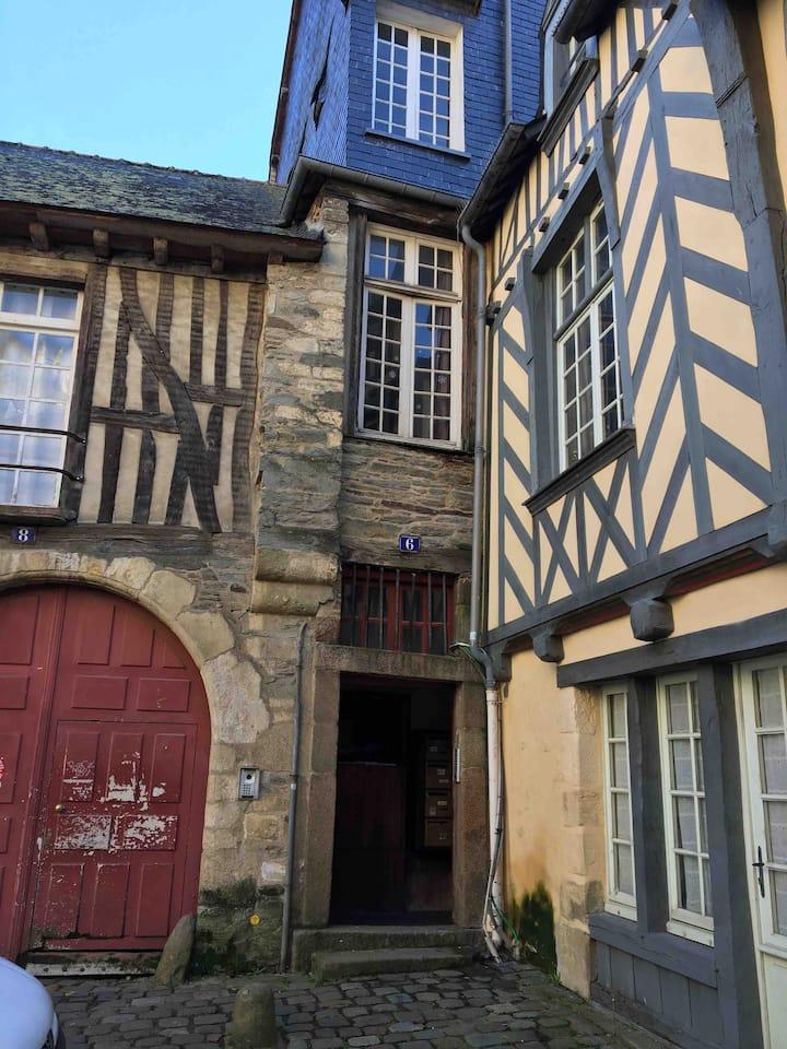Studio de charme hyper centre historique