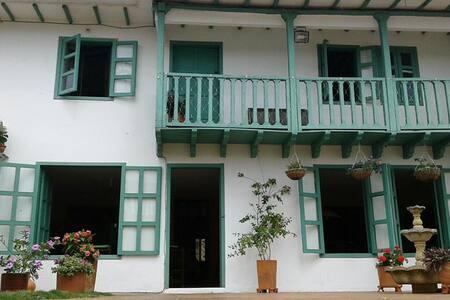 Posada Cadenza: Casa acogedora y tranquila. - Barichara - Pensió
