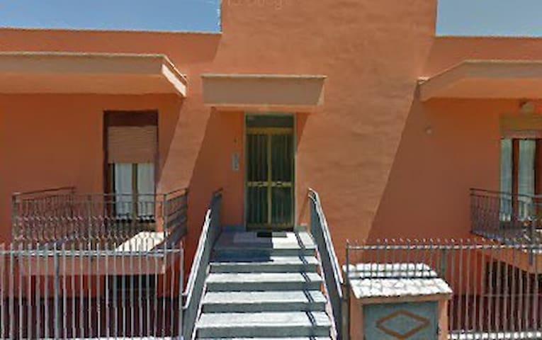 Accogliente stanza app fuori città - Palermo - Appartement