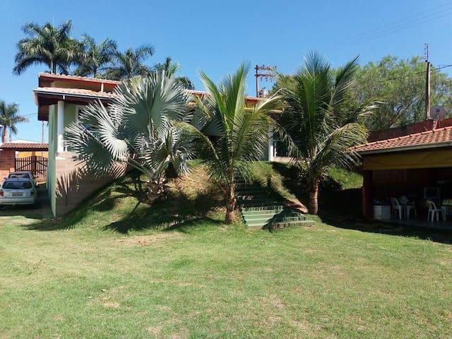 Quarto Casal Itapira / SP - Itapira - Cottage