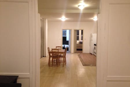 Large private apartment 2 rooms - Brooklyn