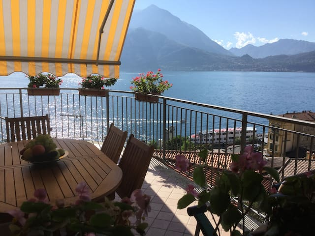 Wonderful lake view - Varenna - Departamento