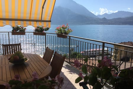 Wonderful lake view - Varenna - Apartment