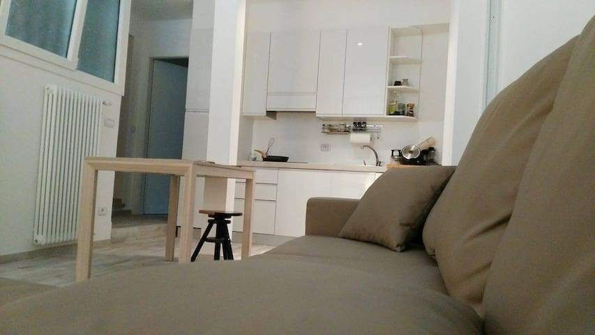 Central Apartment  Private room - Bolonya - Daire