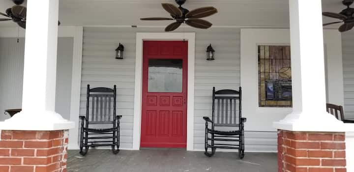 The Loft at Crimson House