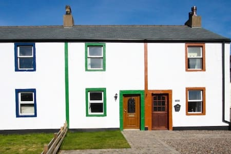 Cottage close to the Lakes, Fells and Coasts.