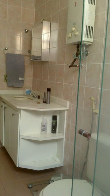 Banheiro (uso privado)
