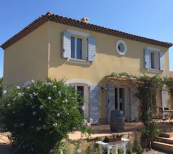 Belle villa de standing + piscine - Saint-André-de-Sangonis - 別墅