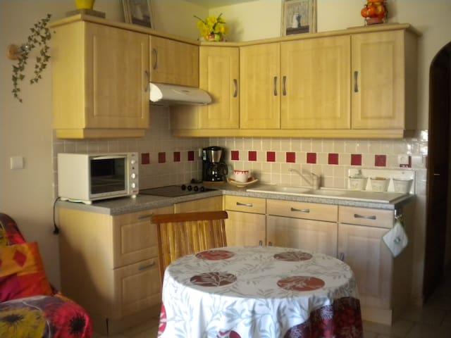 Appartement en bord de mer - Cervione - Selveierleilighet