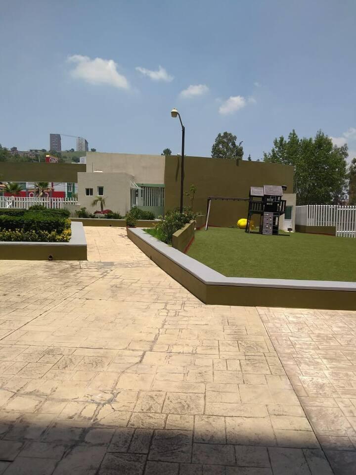 Departamento Residencial fuentes de Santa Elena.