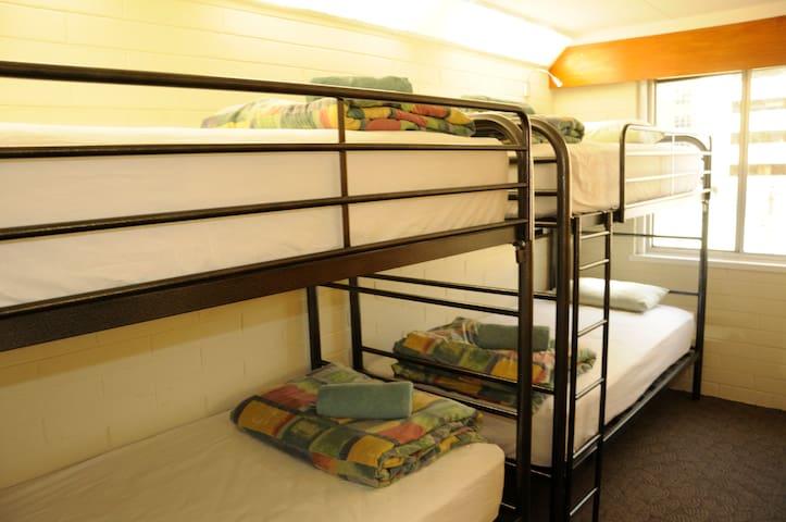 Ladies Only 4-Bed Dorm Room