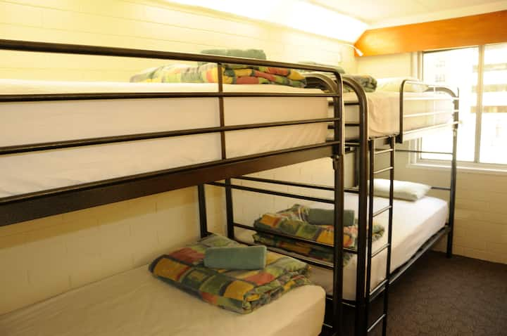 Ladies Only 4-Bed Dorm Room