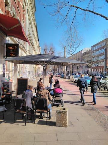 Plagwitz - Wo Leipzig ein bisschen Berlin ist - Leipzig