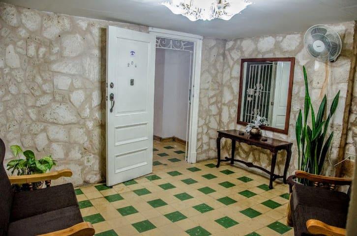 STUDIO-APT ♦ Perfect Location in Old Havana ♦