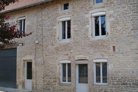 """""""Le Grison"""" Maison avec cour privée"""