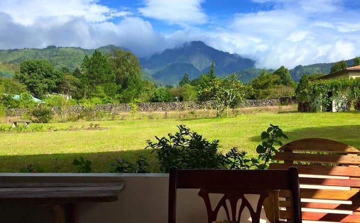 Vista El Baru - Volcan, Paso Ancho, Panama