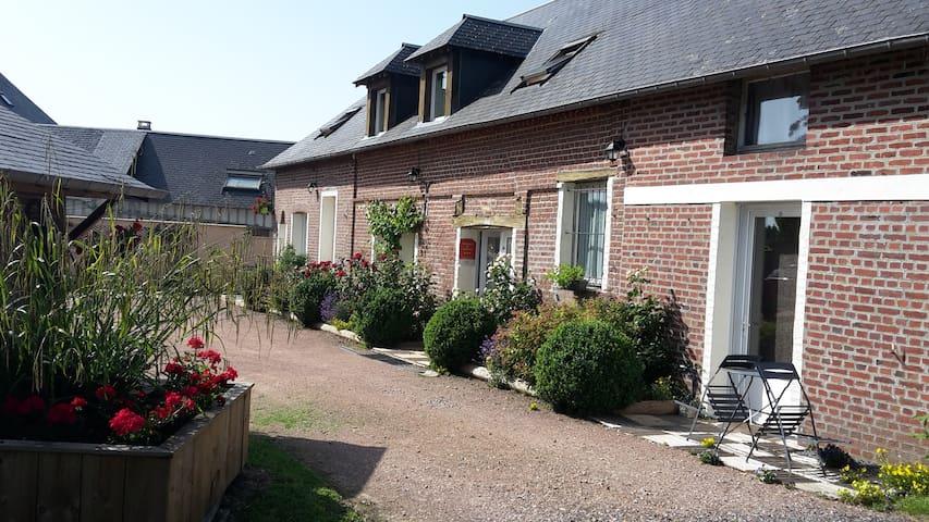Gîte de groupe Honfleur Deauville