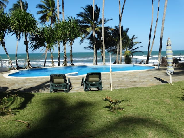 Private beachvilla with pool and tennis court - Espaillat - Villa