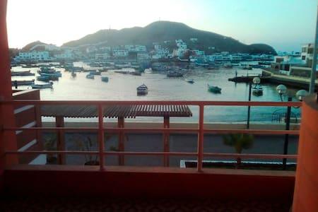 Depa vista al mar en Pucusana, a 1 hora de Lima - Distrito de Lima - Condominium