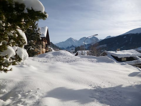 Banholzer Sedrun, mountain home