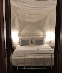 Camera privata con baldacchino all white - Sant'AGATA SUI DUE GOLFI - Bed & Breakfast