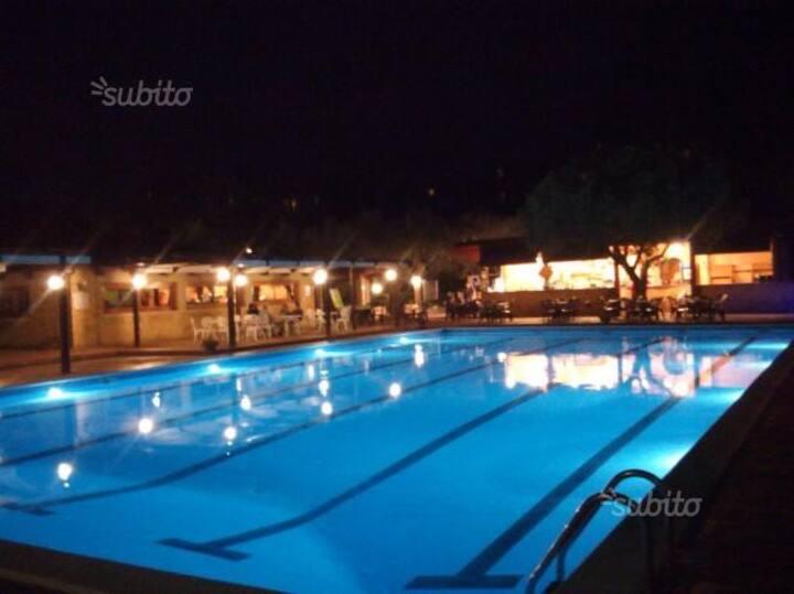 Casa vacanza, Villaggio Capopiccolo