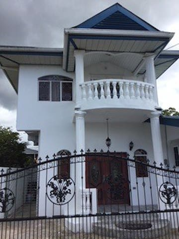 Modern home, South Trinidad