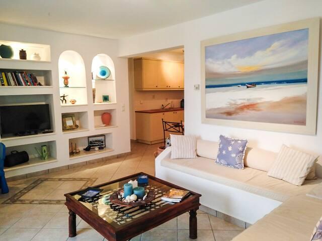 Parian Villa in Paros Island