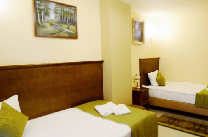 Hotel Zioła Polskie Warszawa