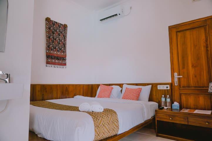 Kamar di Godean Yogyakarta, murah Indah dan nyaman