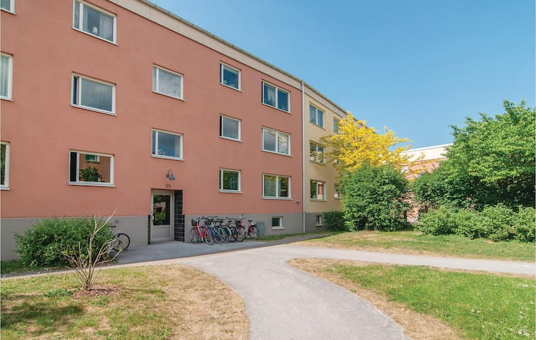Holiday apartment with 1 bedroom on 68m² in Visby