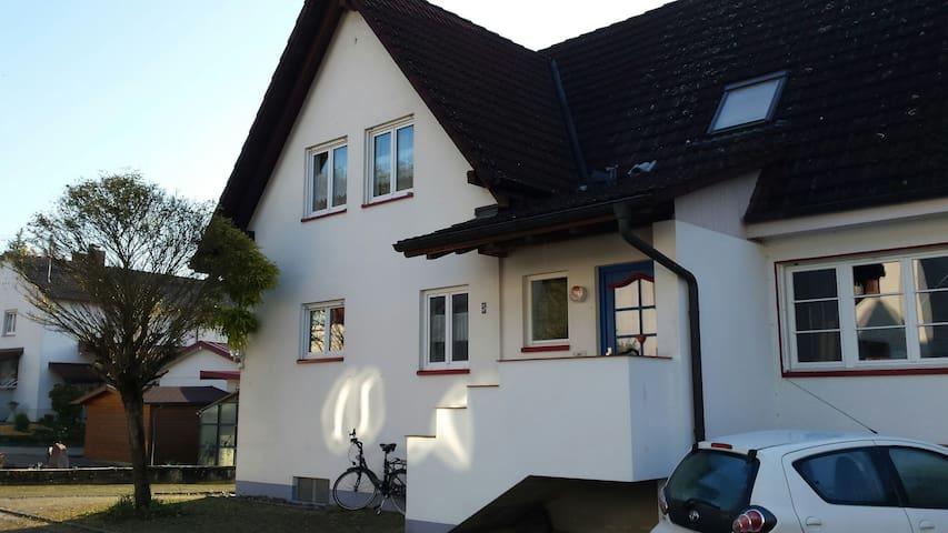 Ferienwohnung Nock - Wutöschingen - Appartement