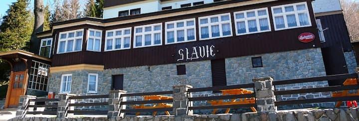 Hotel room for 2+2 pers in Špindlerův Mlýn R79362