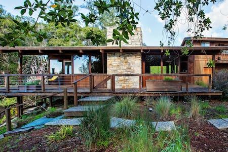 Casa Las Lomas: Beach and Mountain Oasis - Aptos - 独立屋
