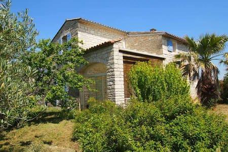 Maison avec piscine proche des Gorges de l'Ardèche - Le Garn
