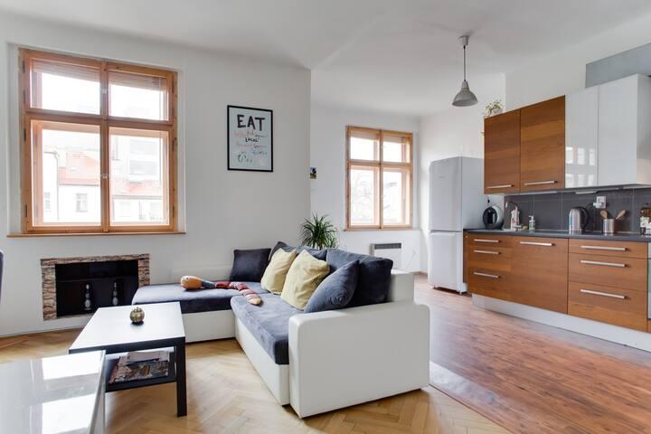 Big choosy apartment 2BDs in letna