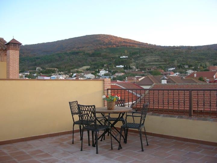 Una casa con vistas en los Montes de Toledo I