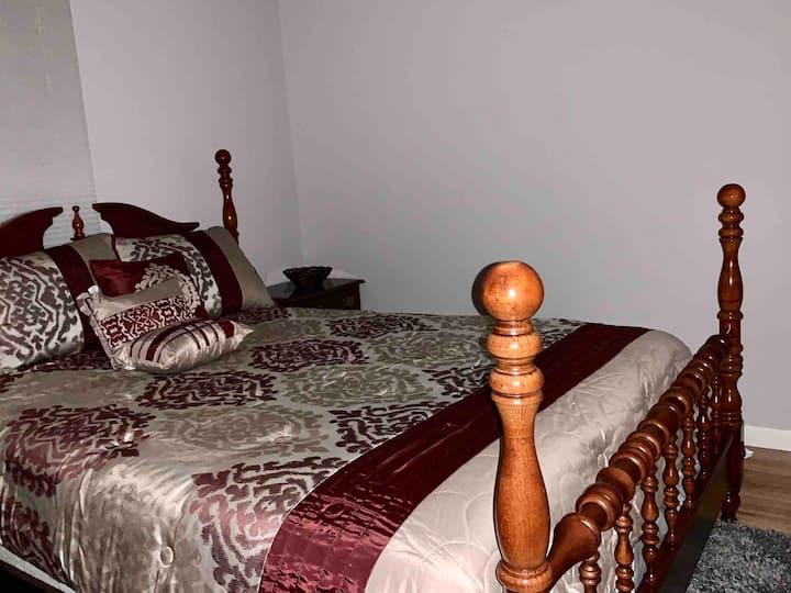 Castle Gray, Private Bedroom University of Dayton.