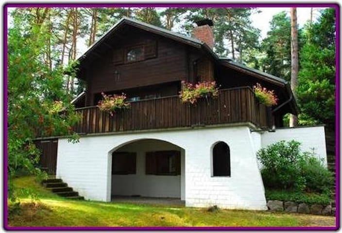 Ferienhaus Jagdhaus
