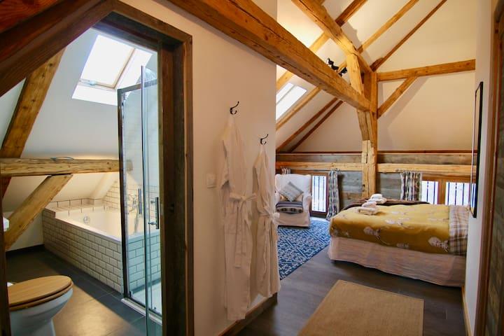 Gorgeous  alpine apartment, St Jean D'Aulps