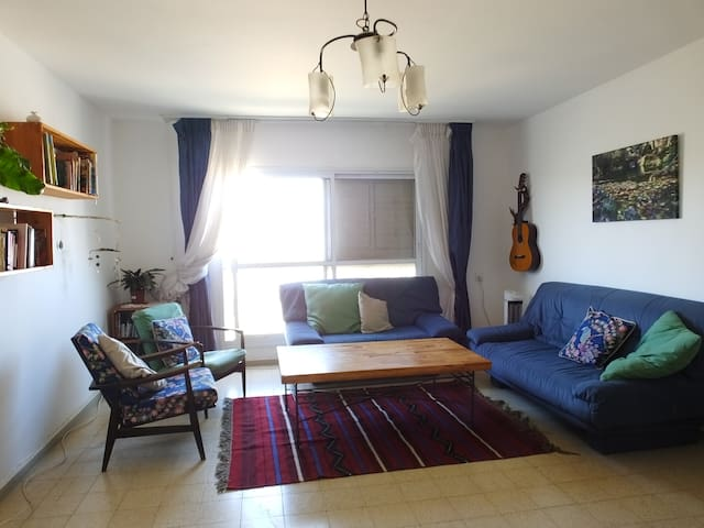 sunny and spacious - Mitzpe Ramon - Apartment