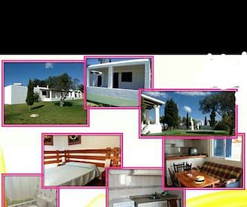 Isla bonita Habitación privada a 2' de la playa - Sant Ferran de Ses Roques - Casa