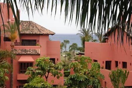 Lindo apartamento, urbanización de lujo, cerca mar - Gualdalmansa