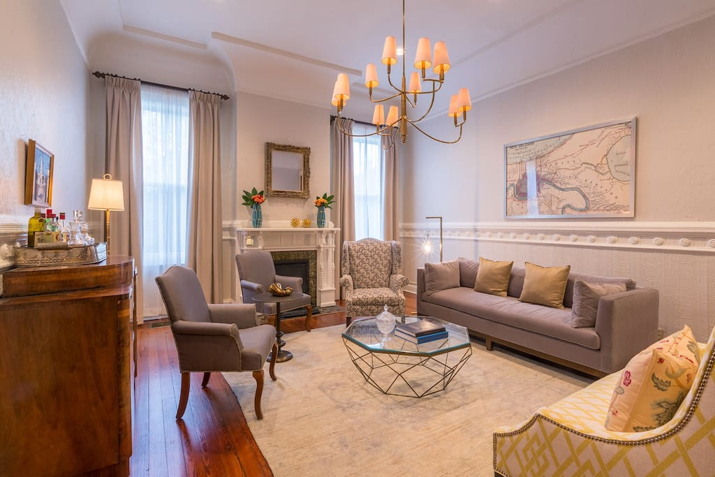 Beautiful Home In The Garden District Bed And Breakfasts For Rent In New Orleans Louisiana