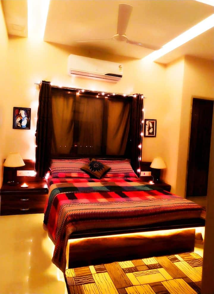 Private room in Shraddha inn