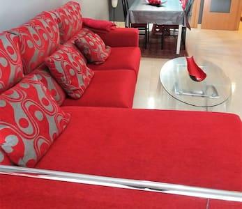 Apartamento moderno ideal para familias - L'Hospitalet de l'Infant - Apartament